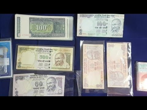 Rare Coins and Currency Collection : Live Cointalk #1 CoinMan | Rare सिक्के और नोट्स